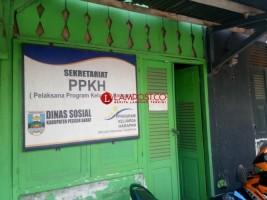 Rumah Peserta PKH di Pesisir Barat Bakal Dilabelin