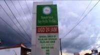 Rumah Sakit Asy Syifa Tubaba Belum Kantongi Izin IMB Rumah Sakit dan IPAL