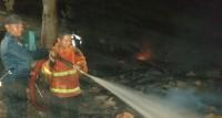 Rumah Sukardi Dilalap Api, Diduga dari Korsleting Listrik