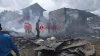 Rumah Warga di Way Mengaku Ludes Terbakar
