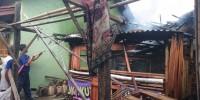 Rumah Warga Hara Banjarmanis Ludes Terbakar