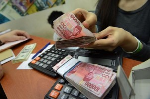 Rupiah Dibuka Menguat ke Posisi Rp15.087/USD