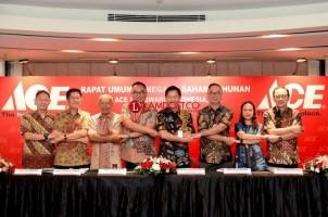 RUPS PT Ace Hardware Indonesia Setujui 4 Agenda Tahunan