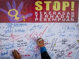 RUU Penghapusan Kekerasan Seksual Lebih Cegah Tata Perilaku