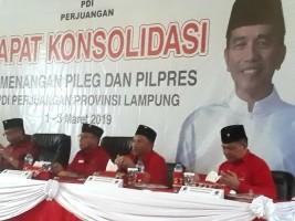 Safari Kebangsaan, Hasto Semangati Kader PDIP Tiga Kabupaten