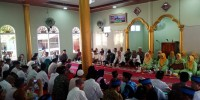 Safari Ramadan ke Teluk Pandan, Dendi Minta Dukungan Pembangunan Infrastruktur