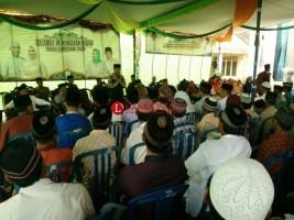 Bupati Way Kanan Jalin Silaturahmi dengan Masyarakat Melalui Safari Ramadan