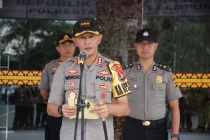 Saka Bhayangkara Polresta Juara Umum Pertikara