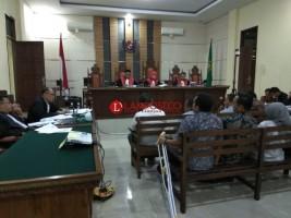 Saksi Benarkan Ada Paket Proyek Atas Nama Kejati Lampung