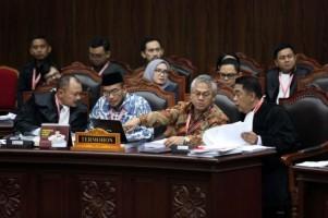 Saksi Fakta Tak Dihadirkan KPU di Sidang MK