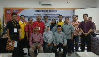 Saksi Paslon 1 dan 2 Walkout Pleno Rekapitulasi Suara Pilgub Kota Bandar Lampung