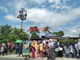 Sakura, Luapkan Kegembiraan Masyarakat Lambar Atas Kemenangan Ramadan
