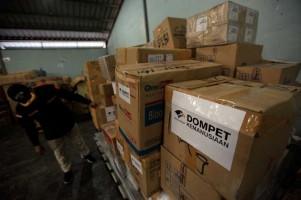 Saldo Dompet Kemanusiaan Media Group Capai Rp49,5 Miliar