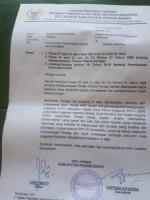 Saling Lapor, Apdesi dan DPRD Pesisir Barat ke BPK Lampung