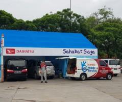Sambut Libur Akhir Tahun, Daihatsu Buka Posko Siaga