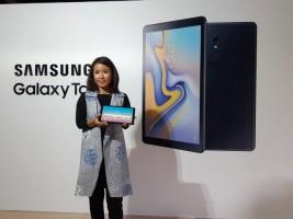 Samsung Resmi Hadirkan Galaxy Tab A 2018