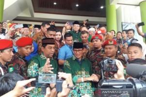 Sandiaga Berkomitmen Gandeng Muhammadiyah Majukan Ekonomi