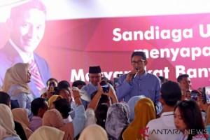 Sandiaga Sebut Kualitas Produk Indonesia Sangat Bersaing