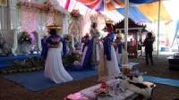 Sanggar Cangget BudayaIkuti Ajang Karnaval Keprajuritan Nusantara 2018