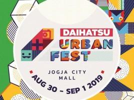 Sapa Millenial, Daihatsu akan Gelar Urban Fest di Yogyakarta