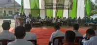 Saply TH Pimpin Sertijab Camat Tanjungraya