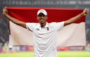Sapwaturrahman Tambah Medali untuk Indonesia