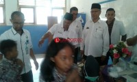 Sasaran Imunisasi MR di Ketapang Sudah Capai 70,9 Persen