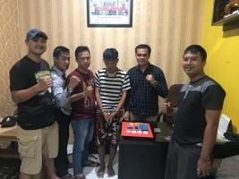 Sat Narkoba Polres Lampura Tangkap Bandar Sabu