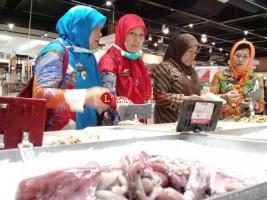 Satgas Pangan Lampung Sidak Sejumlah Pasar Tradisional dan Modern