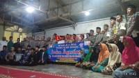 Satlantas Tulangbawang Sosialisasi Keselamatan Berlalulintas di Ponpes