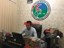 Satnarkoba Polres Lampura Tangani 84 Kasus Narkoba Sepanjang 2018