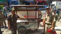 Satpol PP Sosialisasikan Perda Ketertiban Umum Kepada PKL di Pasar Tengah