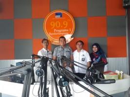 Satres Polres Pesawaran Narkoba Sosialisasi Dampak Narkotika via Radio