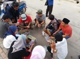 Satu Jam, Terkumpul Rp2,6 Juta Untuk Korban Gempa Lombok