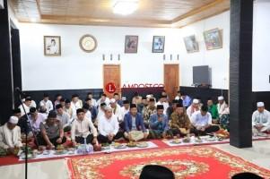 Satu Tahun Menjabat, Parosil-Mad Hasnurin Gelar Doa Bersama