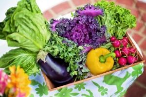 Sayuran dan Hati Berlemak