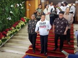 SBY hingga Prabowo Akan Hadiri Pelantikan Jokowi