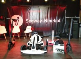 Scooter Listrik Segway-Ninebot Resmi Hadir di Indonesia