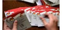 Sebanyak 188.806 Lembar Surat Undangan Pemilu Telah Diterima KPU Tubaba