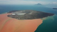 Sebulan Pasca Tsunami, Aktivitas GAK Menurun dengan Level Masih Siaga