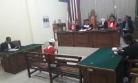 Sebut Rezim Komunis, Terdakwa Dikurung 2 Tahun Penjara.