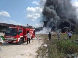 Sehari, Dua Kebakaran Terjadi di Lamsel