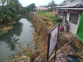 Sejumlah Kali Di Kota Bandar Lampung Penuh Sampah