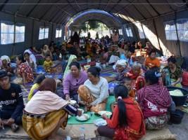 Sejumlah Penyakit mulai Menyerang Warga Gempa Lombok