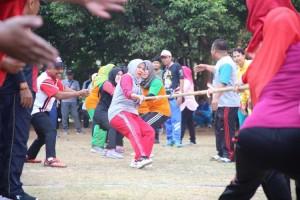 Sejumlah Perlombaan Meriahkan HUT Kemerdekaan di Pemprov Lampung