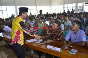 Sekda Mesuji Sosialisasikan Program BSPS