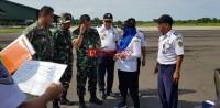 Sekda Waykanan Tinjau PersiapanPeresmian Bandara Gatot Soebroto