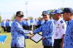 Sekkab Ajak ASN Pemkab Pesawaran Maknai Disiplin