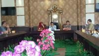 Sekdakab Way Kanan Hadiri Hearing Pansus LPJ Pelaksana APBD 2018