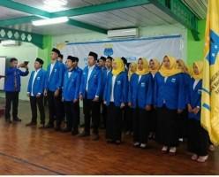 Sekjen PB Lantik Jajaran PC PMII Bandar Lampung